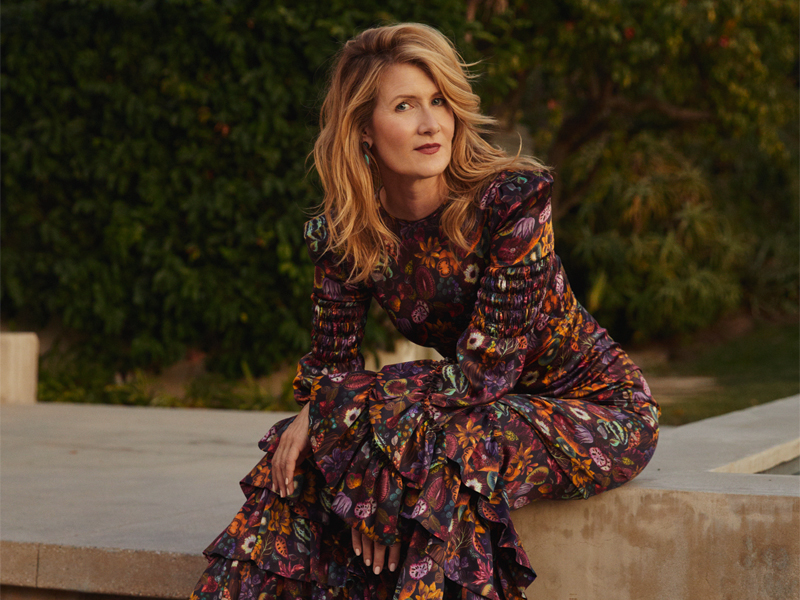 Laura Dern for Stella Magazin